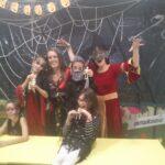 halloween en periquitos