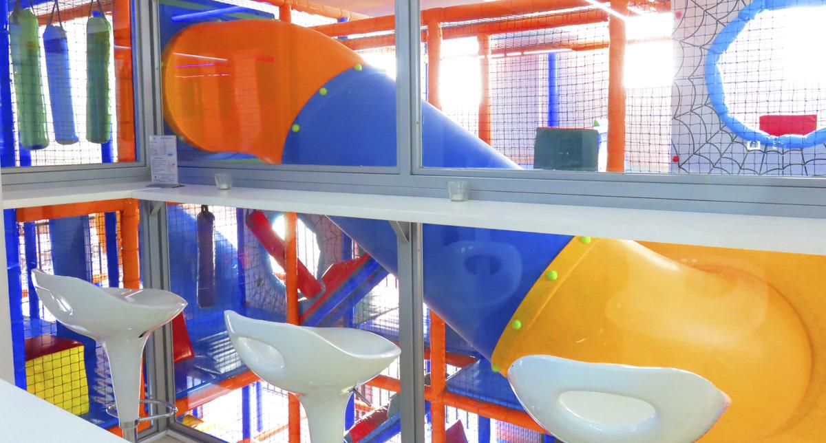 Como hacer un parque infantil idea para decorar un parque - Como hacer un parque infantil ...